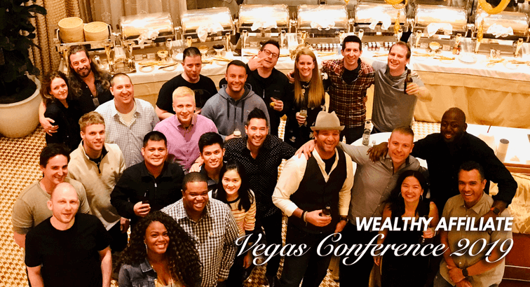 wealthy affiliate super affiliate conference 2019