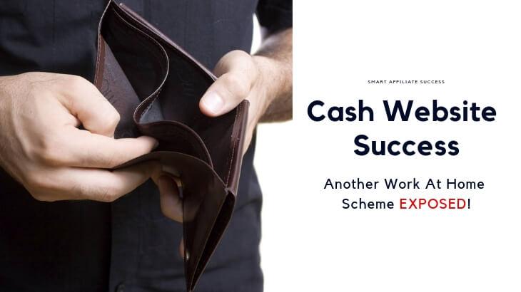Cash Website Success Review