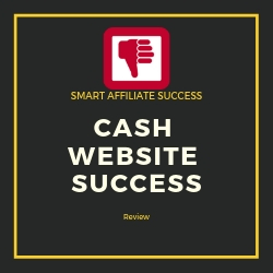 Cash Website Success Review Image Summary