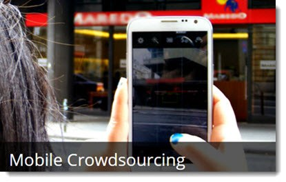 Clickworker Mobile Crowdsourcing