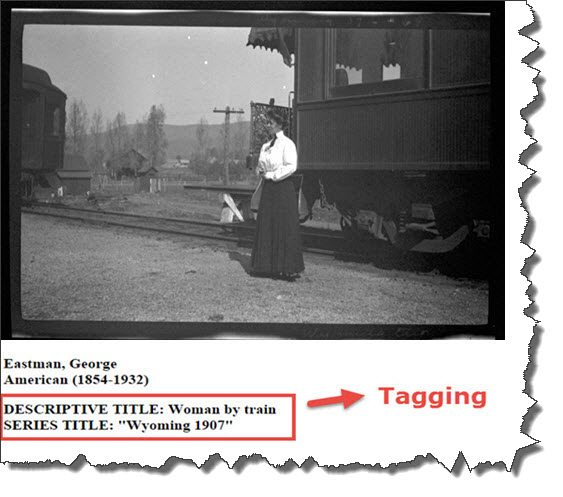 Clickworker Sample of Image Tagging