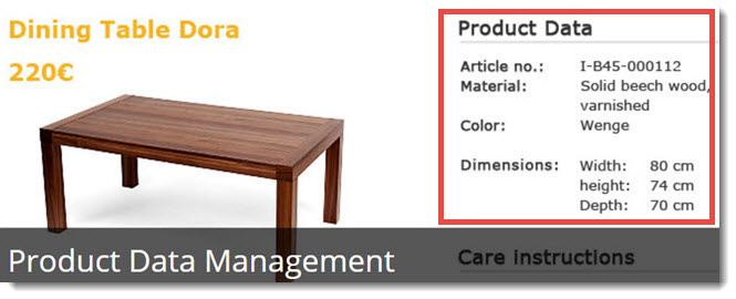 Clickworker Sample of Product Management