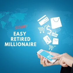Easy Retired Millionaire Review Image Summary
