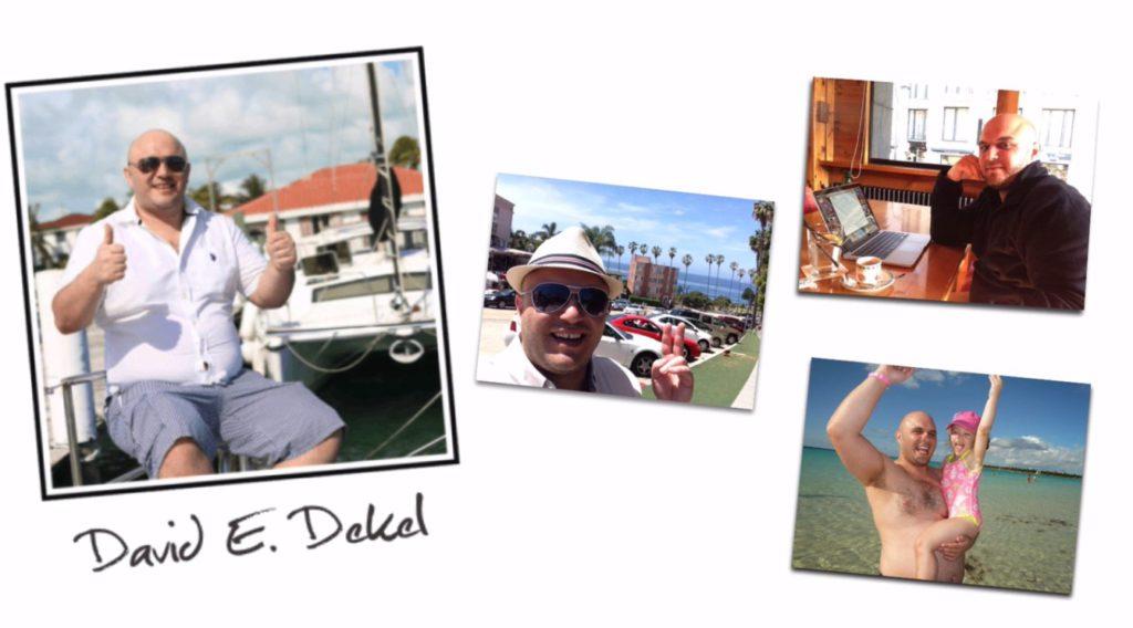 Funnel X ROI David Dekel