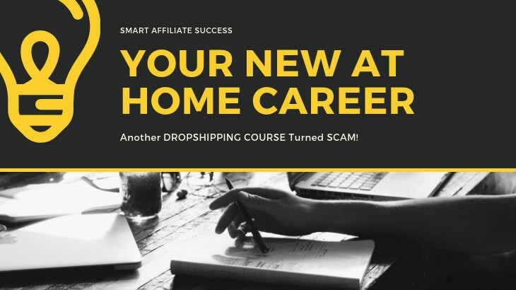 Is Your New At Home Career a Scam