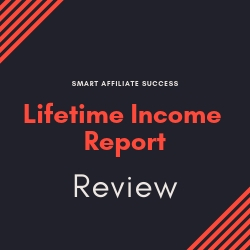 Lifetime Income Report Review Image Summary