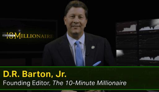 10 Minute Millionaire DR Barton