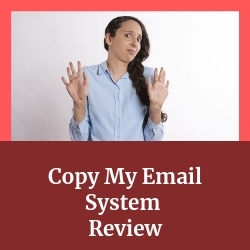 Copy My Email System Review Image Summary