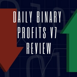 Daily BInary Profits v7 Review IMage Summary