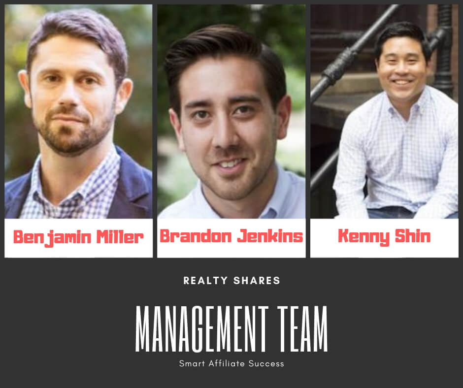 Realty Shares Management Team