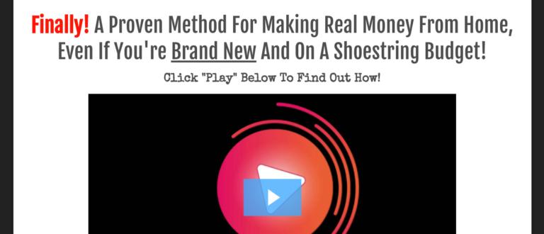 The Profit Shortcut Landing Page