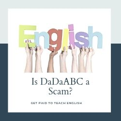 Is DaDaABC a Scam Review Image Summary