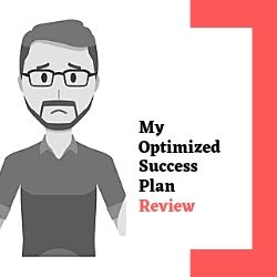 My Optimized Success Plan Review Image Summary