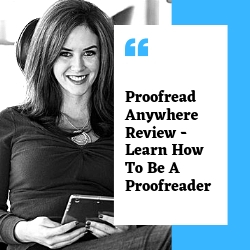 Proofread Anywhere Review Image Summary