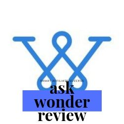 Ask Wonder Review Image Summary