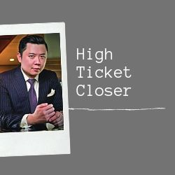 High Ticket Closer Review Image Summary