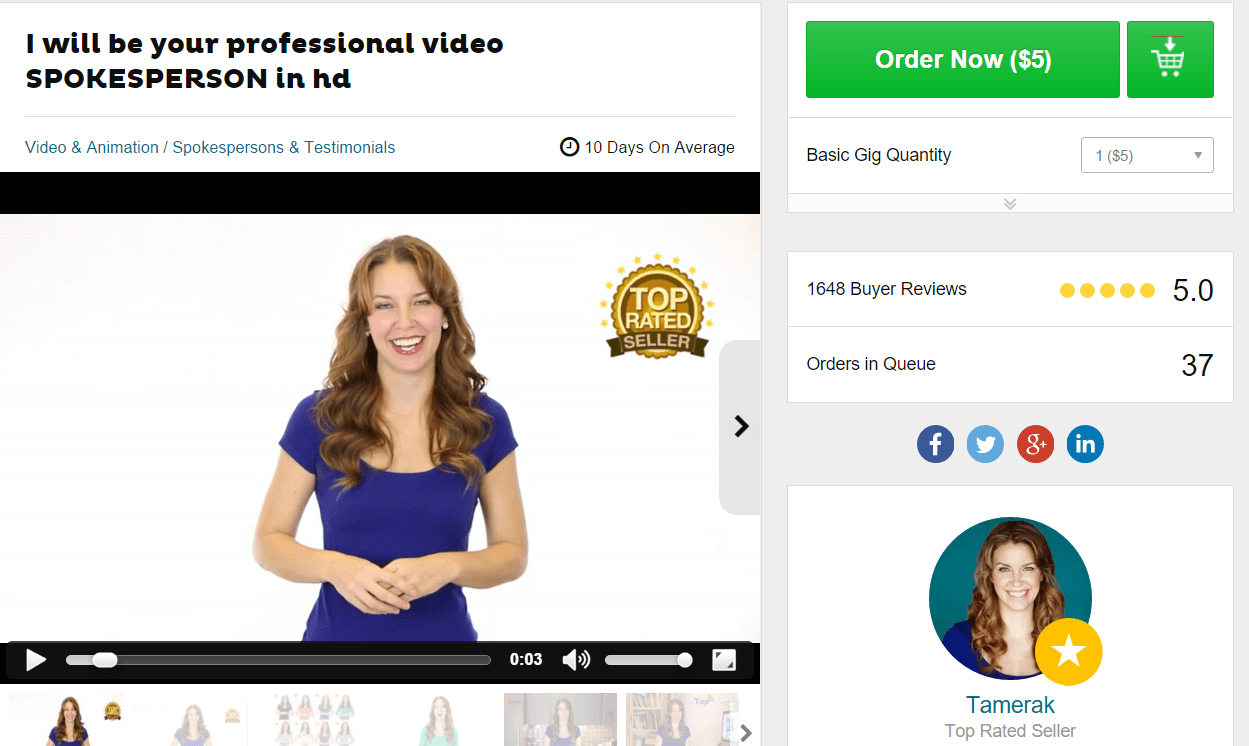 Is Millionaire Biz Pro a Scam - Fake Actress From Fiverr