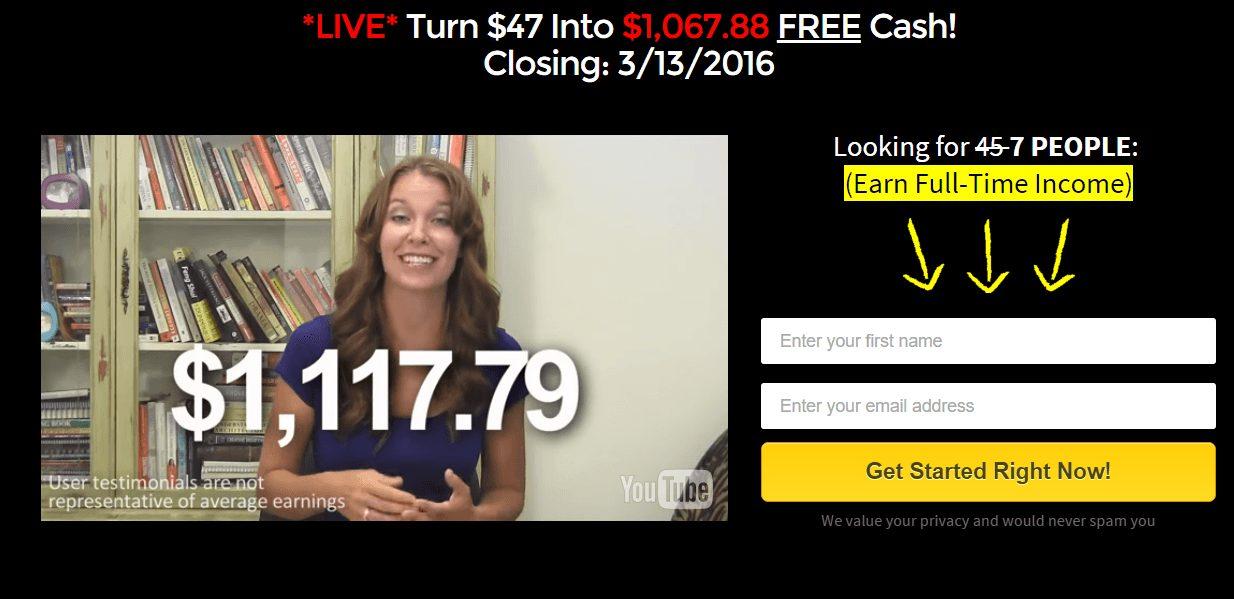 Is Millionaire Biz Pro a Scam - Testiminonial