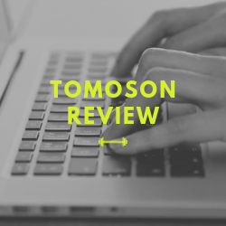 Tomoson Review Image Summary