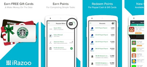 iRazoo Review - App