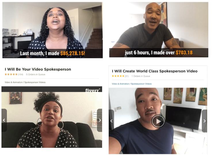 7 Minutes Daily Profits - Fake Testimonials