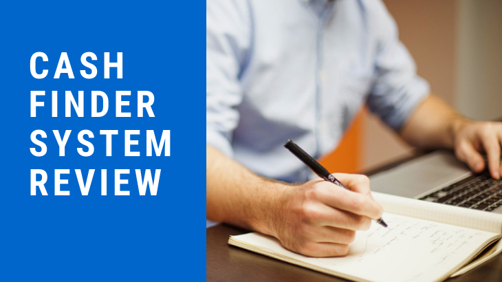 Cash Finder System Review
