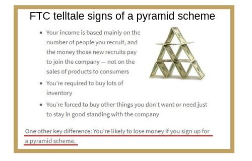 Club Cash Fund - Pyramid Scheme