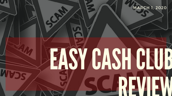 Easy Cash Club Review