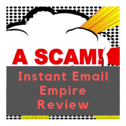 Instant Email Empire Review Image Summary