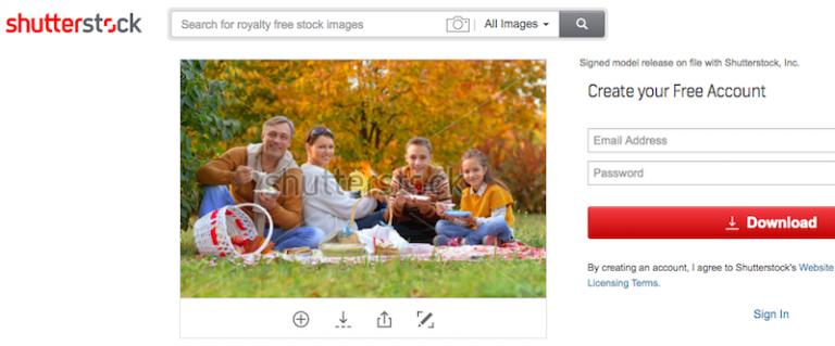 Is Money Sucking Websites a Scam - Actual Stock Photo