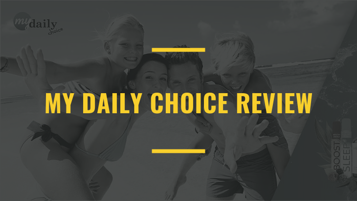 My Daily Choice Review