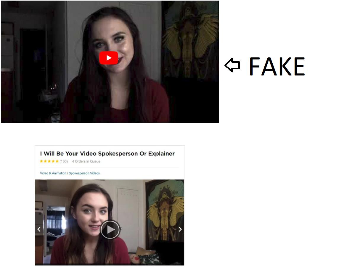Viral Dollars Review - Fake Testimonial 2