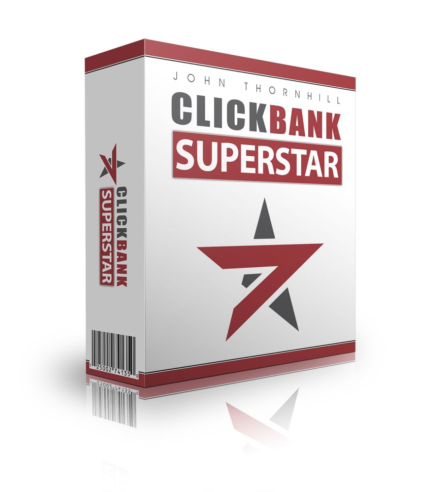 Clickbank Superstar Review - Product Image