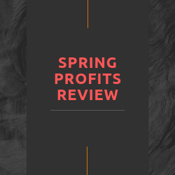 Spring Profits Review Image Summary