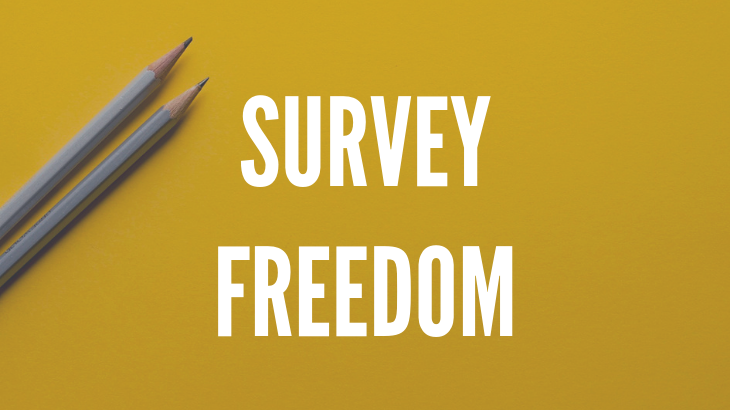 Survey Freedom Review