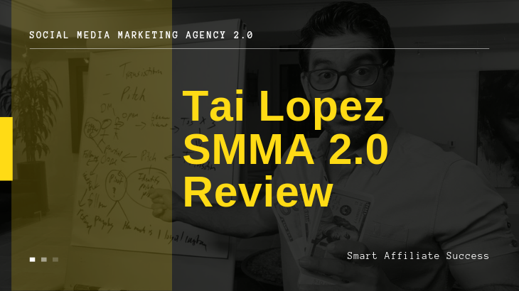 Tai Lopez SMMA 2.0 Review