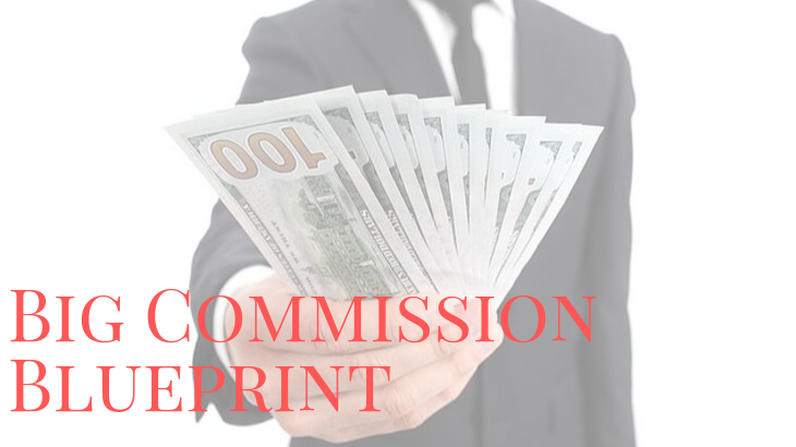 Is Big Commission Blueprint a Scam