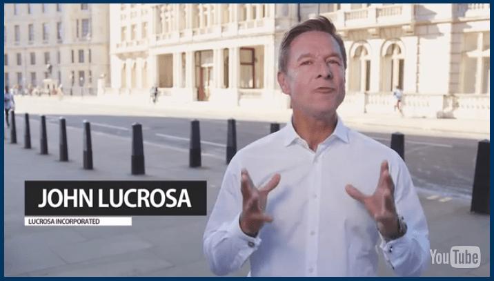 Is Lucrosa a Scam - Founder John Lucrosa