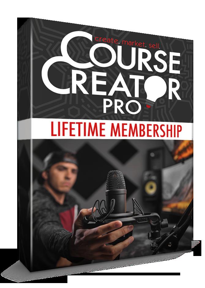 course creator pro membership