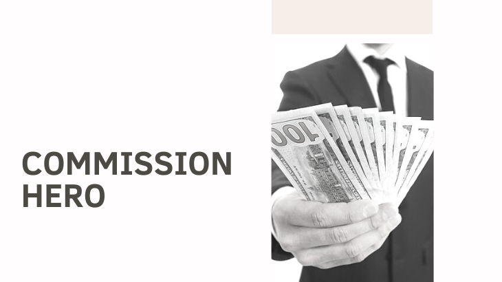 Promotion Commission Hero Affiliate Marketing  June