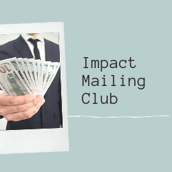 Impact Mailing Club Review Image Summary
