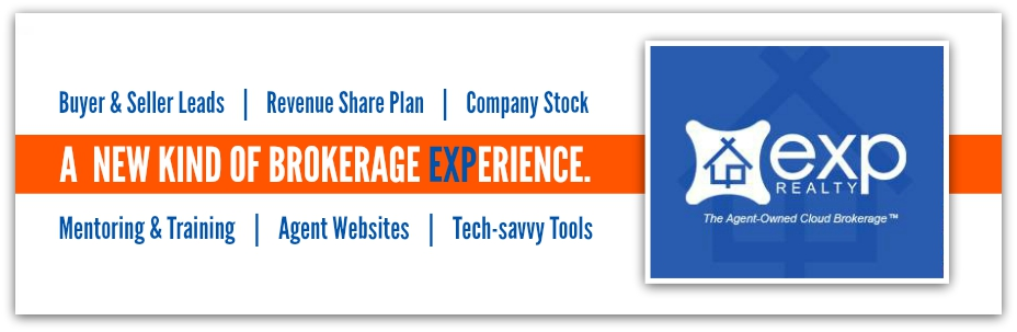 Is Exp Realty a Scam - Landing Page