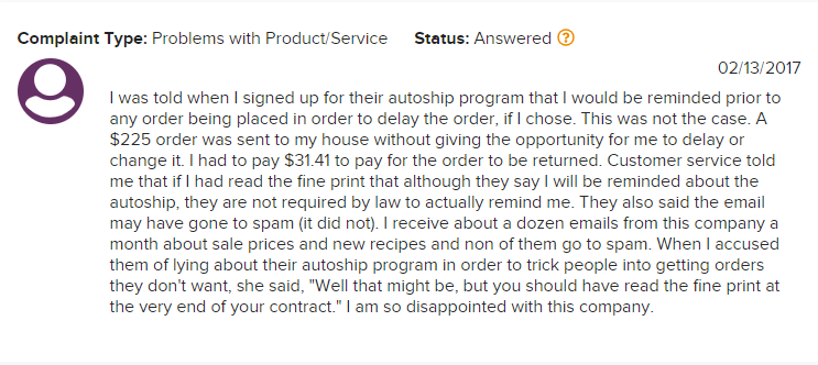 TS Lite Review - Customer Complaints about Getting Autocharged