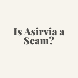 Is Asirvia a Scam Image Summary