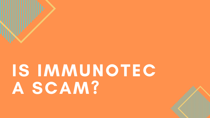 Is Immunotec a scam