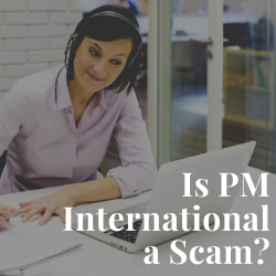 Is PM International a Scam Image Summary