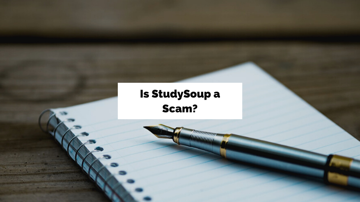 Is StudySoup a Scam