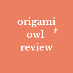 Origami Owl Review Image Summary