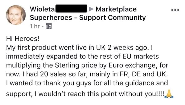 Is Marketplace Superheroes a Scam - Customer Feedback