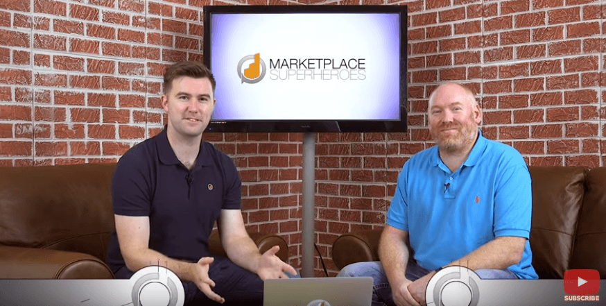 Is Marketplace Superheroes a Scam - Stephen Somers and Robert Rickey